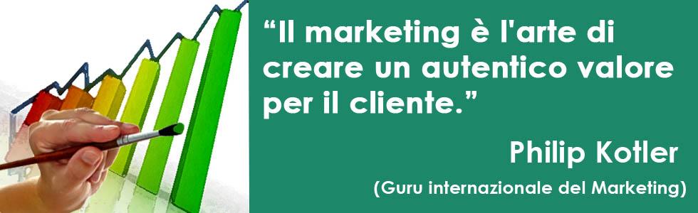 fare centro marketing lab - arte del marketing
