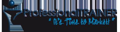 Professional TRAINER Retina Logo
