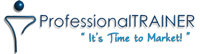Professional TRAINER Mobile Logo